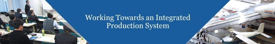 Working Towards an Integrated Production System